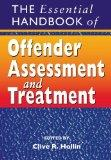 Essential Handbook of Offender Assessment and Treatment