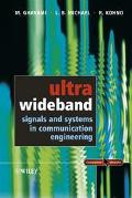 Ultra-Wideband Signals and Systems in Communication Engineering