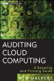 Auditing Cloud Computing: A Security and Privacy Guide (Wiley Corporate F&A)