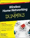 Wireless Home Networkingfor Dummies