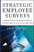 Strategic Employee Surveys : Evidence-Based Guidelines for Driving Organizational Success