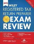 Wiley Registered Tax Return Preparer Exam Review Book 2012