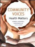 Community Voices: Health Matters
