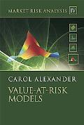 Market Risk Analysis: Volume IV: Value at Risk Models