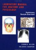 Anatomy and Physiology: Preliminary Sample Exercises