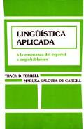 Linguistica Aplicada A LA Ensenanza Del Espanol a Anglohablantes