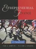Entrepreneurial Finance A Case Book