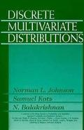 Discrete Multivariate Distributions