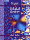 ORGANIC & BIOLOGICAL CHEMISTRY