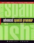 Advanced Spanish Grammar A Self-Teaching Guide