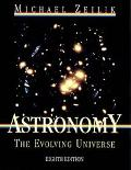 Astronomy:evolving Universe