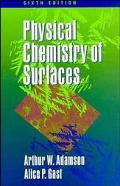 Physical Chemistry of Surfaces