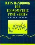 Rats Handbook for Econometric Time Series