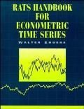 Rats Handbook for Econometric Time Series