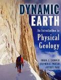 Dynamic Earth An Introduction to Physical Geology