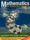 Mathematics for Elementary Teachers A Contemporary Approach