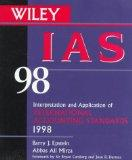 Wiley IAS 98: Interpretation and Application of International Accounting Standards 1998