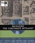 Managing the Corporate Intranet