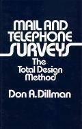 Mail+telephone Surveys