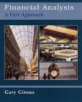 Financial Analysis A User Approach
