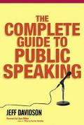 Complete Guide to Public Speaking