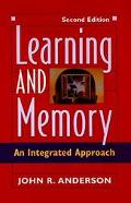 Learning and Memory An Integrated Approach