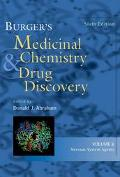 Burger's Medicinal Chemistry and Drug Discovery Nervous System Agents