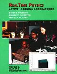 Realtime Physics Active Learning Laboratories Module 2  Heat and Thermodynamics