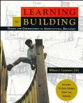 Learning by Building Design and Construction in Architectural Education