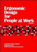 Ergonomic Design for People at Work