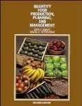 Quantity Food Production,planning+mgmt.