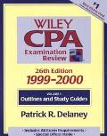 Wiley Cpa Exam Review:out.+prob.,v.i+ii