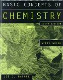 Basic Concepts of Chemistry, Study Guide