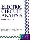 Electric Circuit Analysis