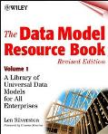 Data Model Resource Book A Library of Universal Data Models for All Enterprises