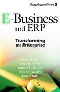 E-Business Amd Erp Transforming the Enterprise