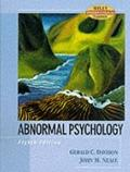 Abnormal Psychology - Gerald C. Davison - Hardcover