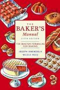 Baker's Manual 150 Master Formulas for Baking