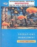 WIE Operations Management International Edition