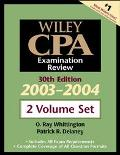 Wiley Cpa Examination Review 2002-2003