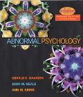Abnormal Psychology >intl.ed.<