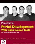 Professional Portal Development With Open Source Tools Java Portlet Api, Lucene, James, Slide