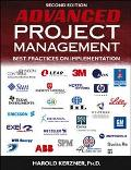 Advanced Project Management Best Practices on Implementation