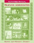 Nuevos Horizontes, Workbook/lab Manual