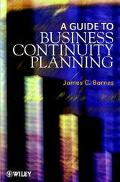 Guide to Business Continuity Planning