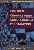 Computer Graphics Using Object-Oriented Programming