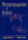 Micropropagation of Orchids - Joseph Arditti - Hardcover