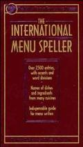 International Menu Speller