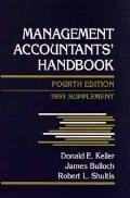 Management Accountants' Handbook