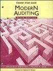 Modern Auditing, Study Guide